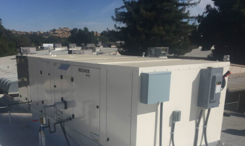 Condensing Rooftop Units (C-RTUs) Bring Promise of Higher Efficiency and Reduced Building Operating Costs