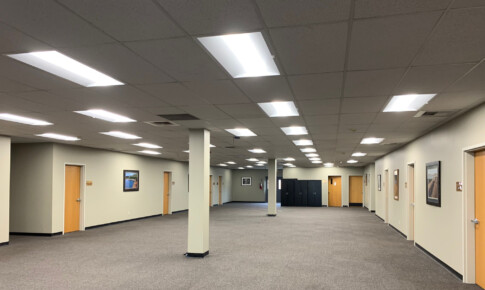 Case Study: South Lander Business Park Adopts Luminaire Level Lighting Controls